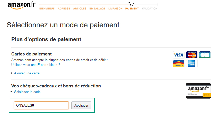 Code De Reduction Livres Amazon