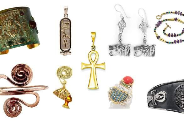bijoux design egyptien