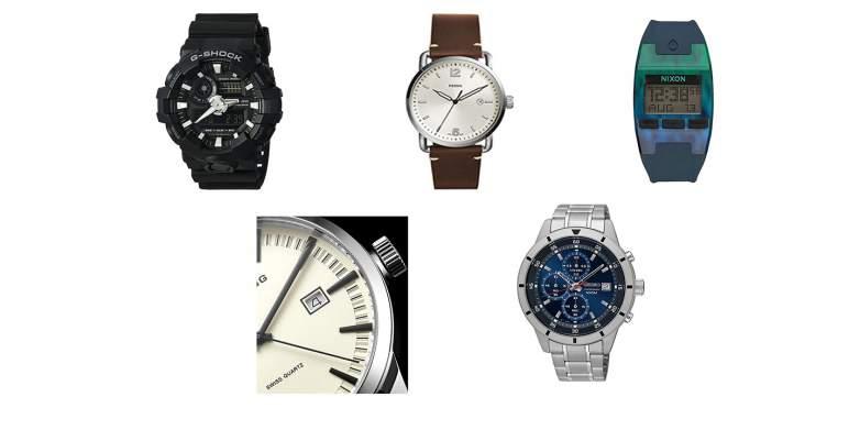 d20a23f6de47c Les 15 meilleures montres homme à moins de 100€ – Bons Plans Shopping