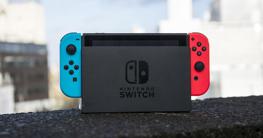 promotion nintendo switch