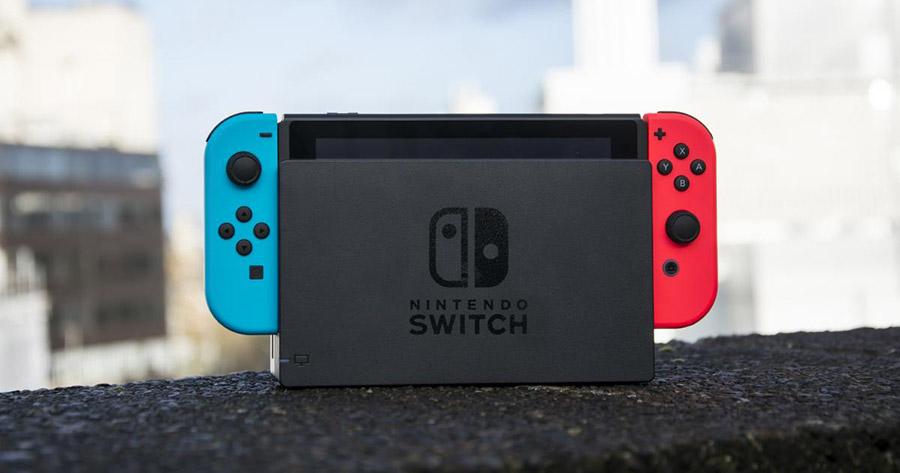 promotion nintendo switch