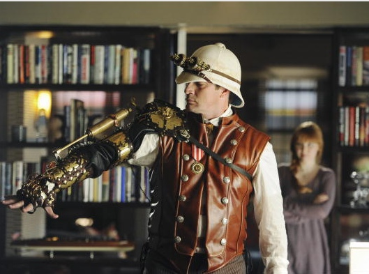 cosplay steampunk homme