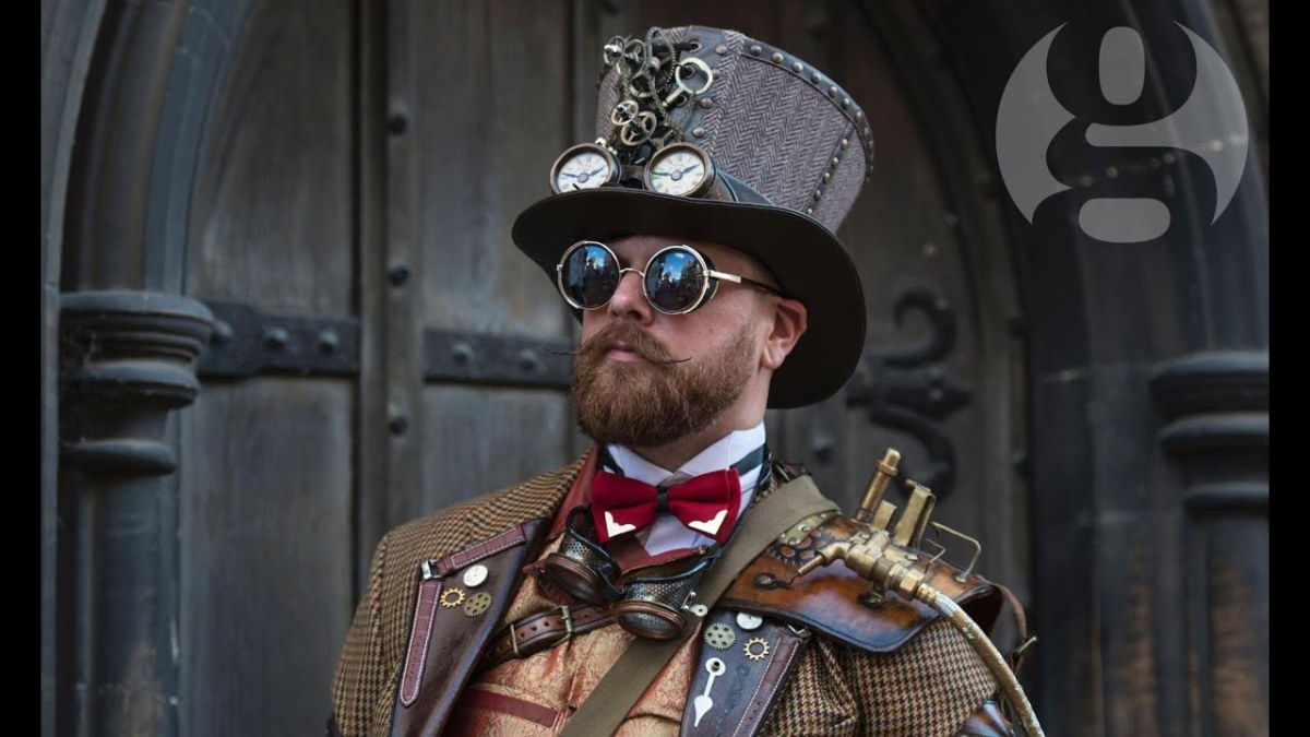 lunettes cosplay steampunk